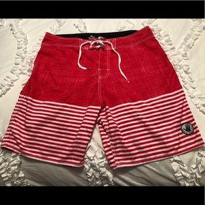 NWOT Men's Swim Shorts- Body Glove
